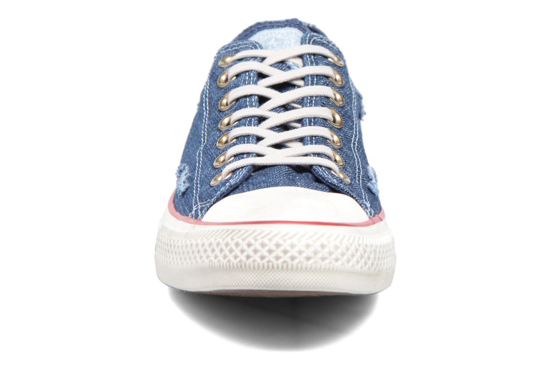 Sneakers Converse Chuck Taylor All Star Ox M Blå bild av skorna på