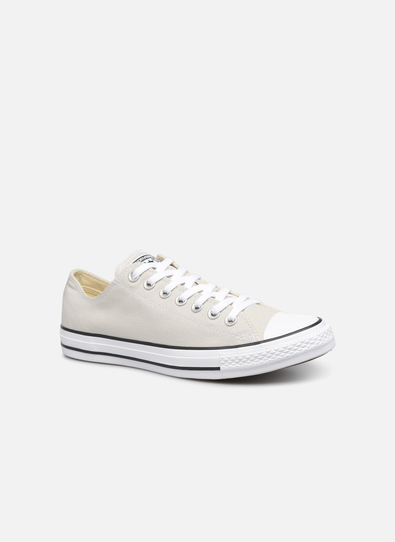 Sneakers Converse Chuck Taylor All Star Ox M Grå detaljerad bild på paret
