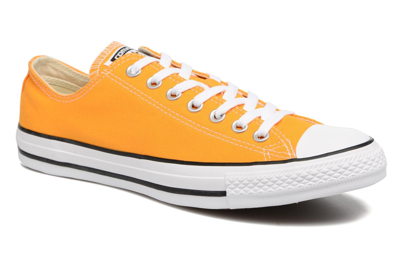 Sneaker Converse Chuck Taylor All Star Ox M gelb detaillierte ansicht/modell
