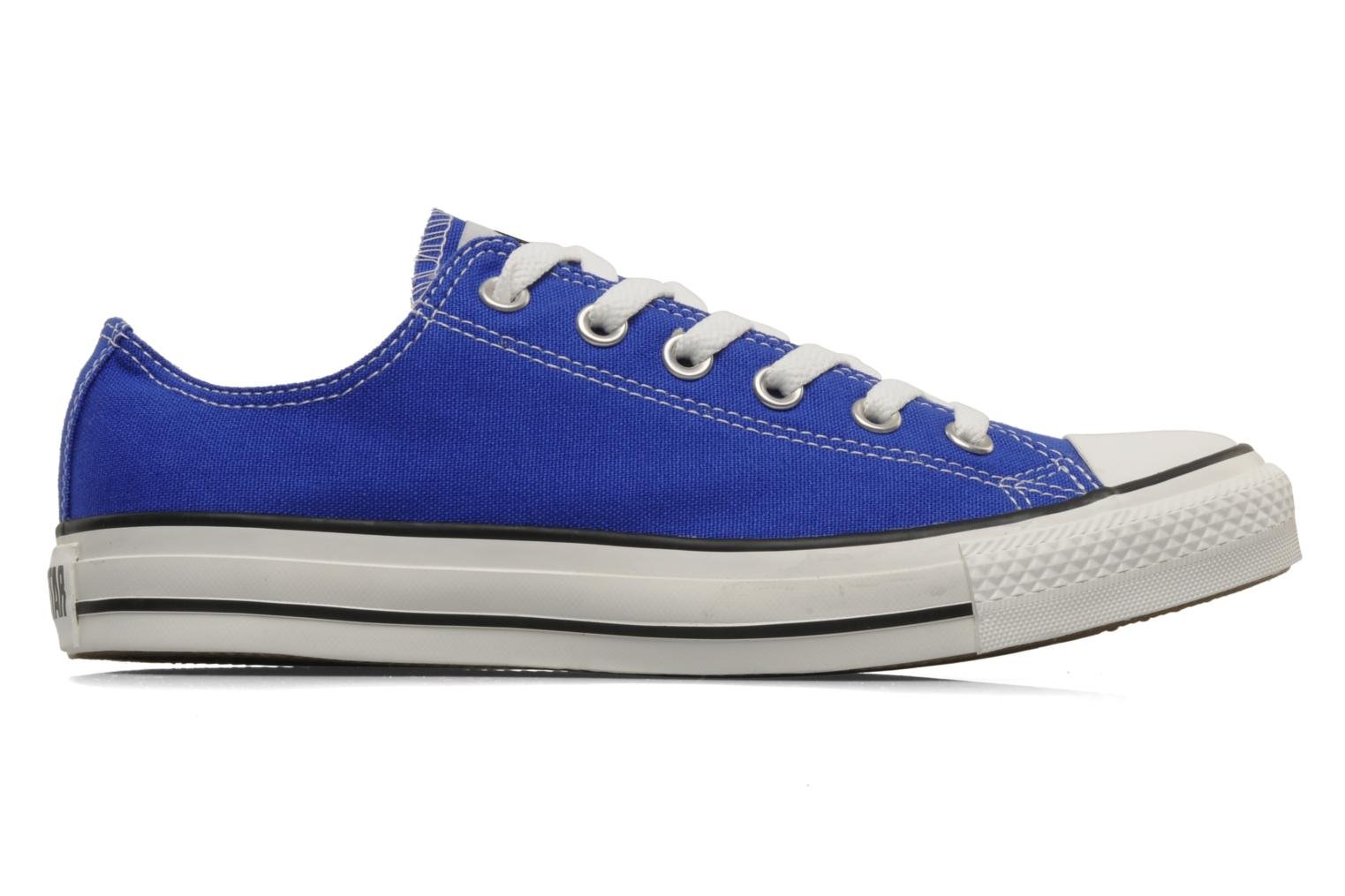 Trainers Converse Chuck Taylor All Star Ox M Blue back view