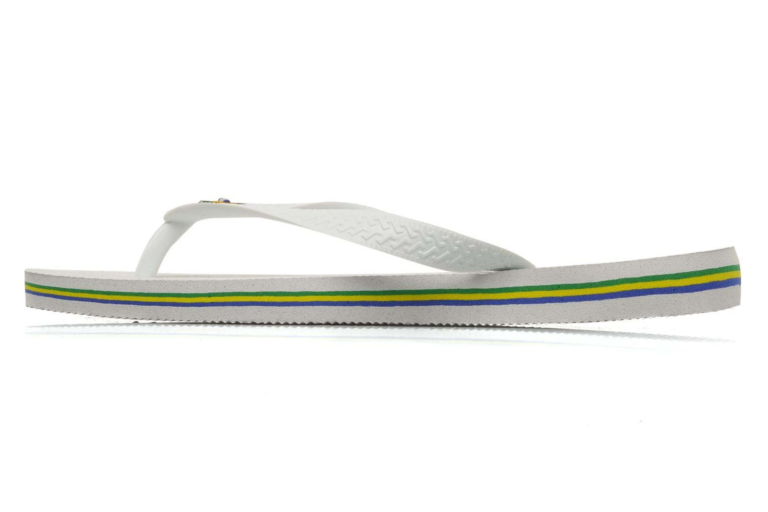 Slippers Havaianas Brazil H Wit voorkant