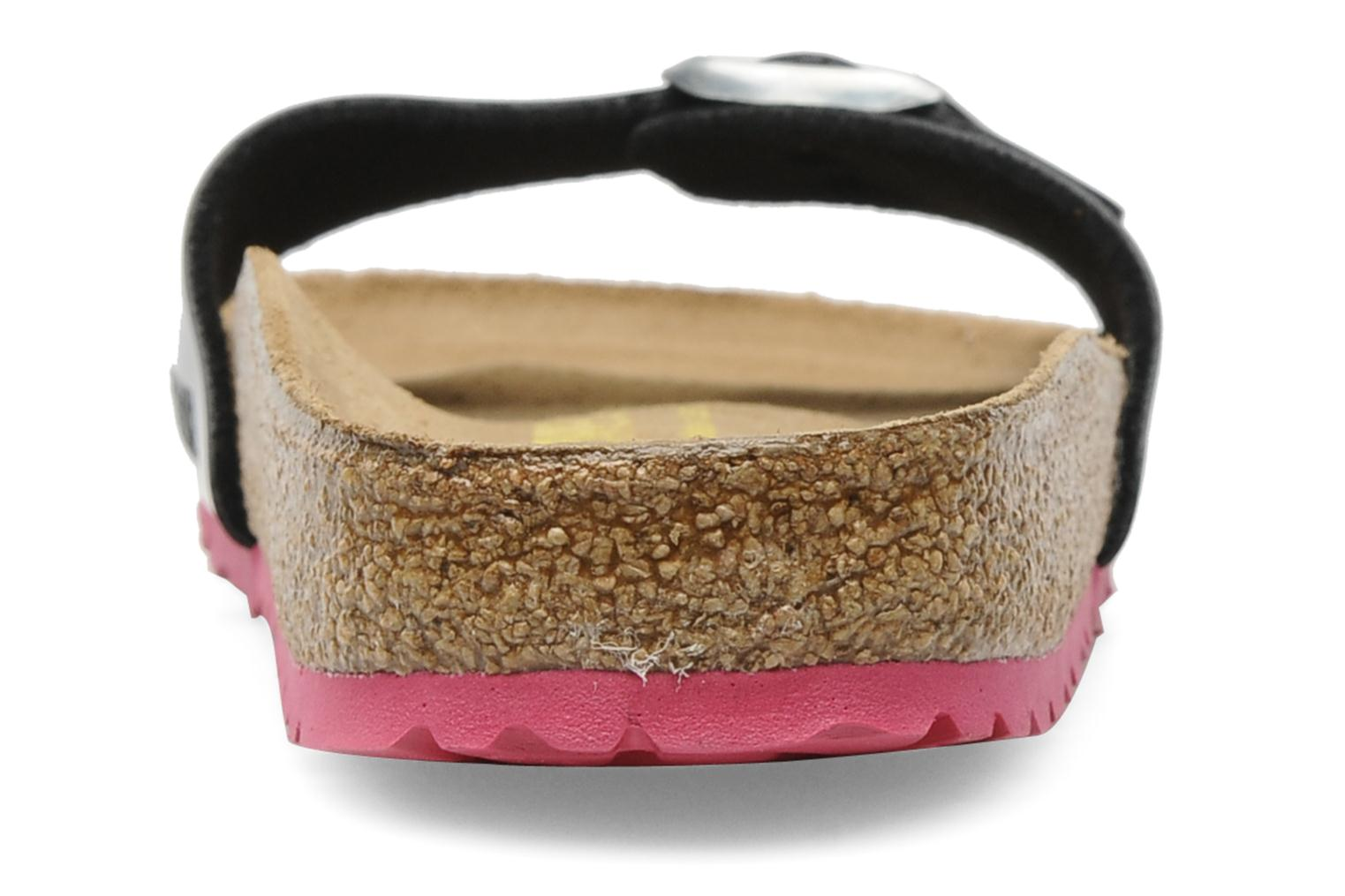 Mules & clogs Birkenstock Madrid Flor W Black view from the right