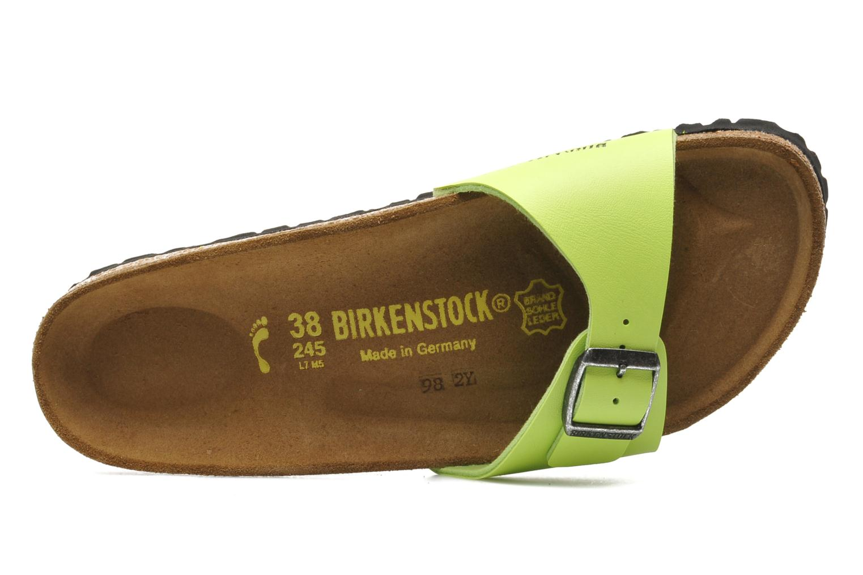 Wedges Birkenstock Madrid Flor W Groen links