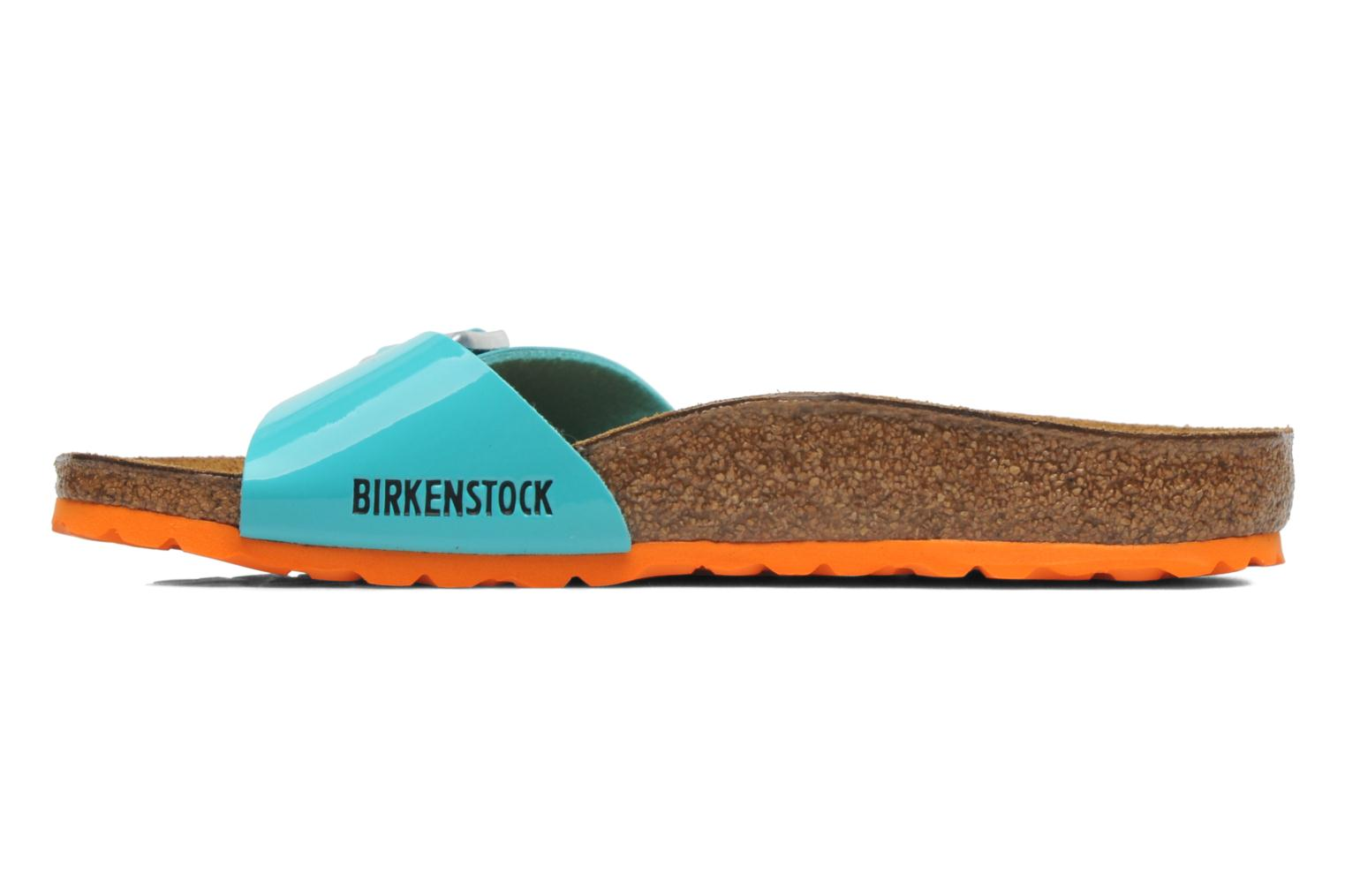 Mules & clogs Birkenstock Madrid Flor W Green front view