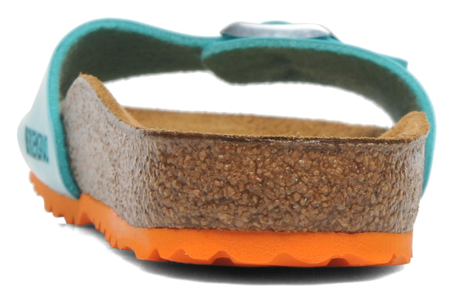 Mules & clogs Birkenstock Madrid Flor W Green view from the right