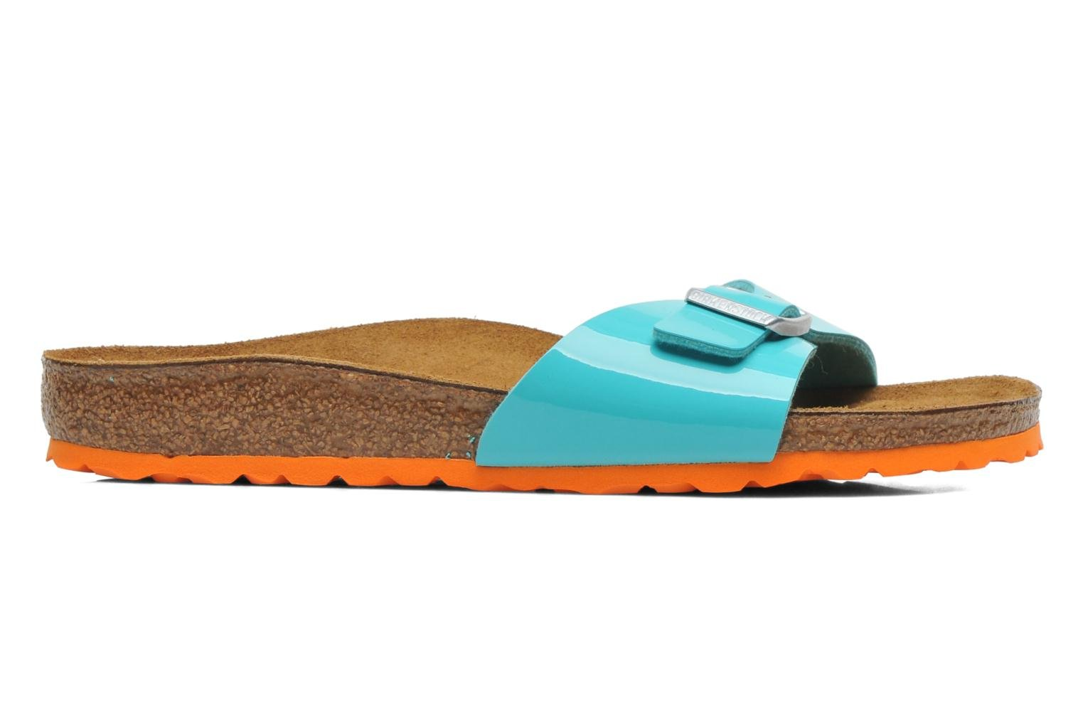 Madrid Flor W Vernis Ocean Green / LS orange