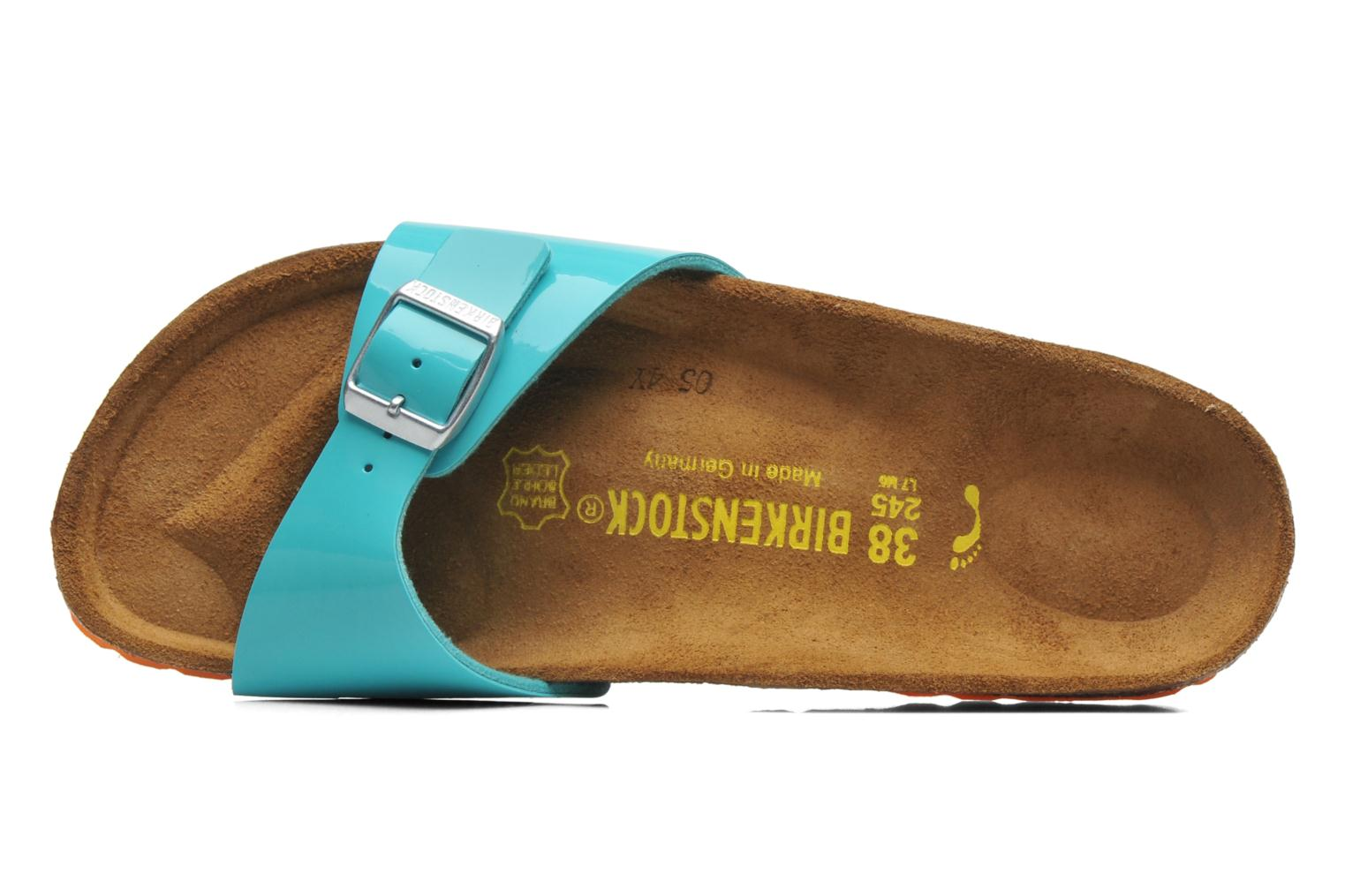 Mules & clogs Birkenstock Madrid Flor W Green view from the left