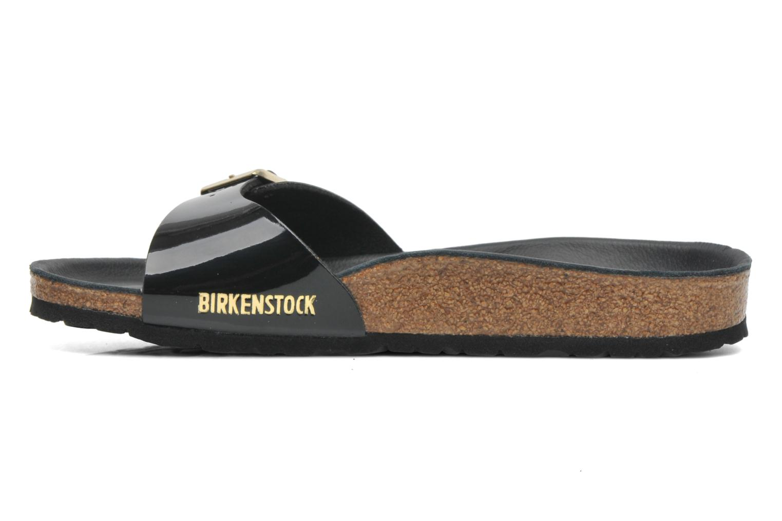 Mules & clogs Birkenstock Madrid Flor W Black front view