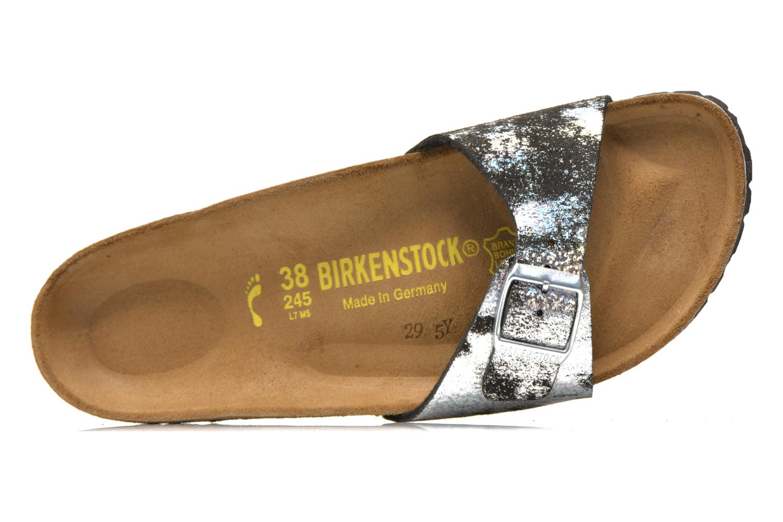Wedges Birkenstock Madrid Flor W Zwart links