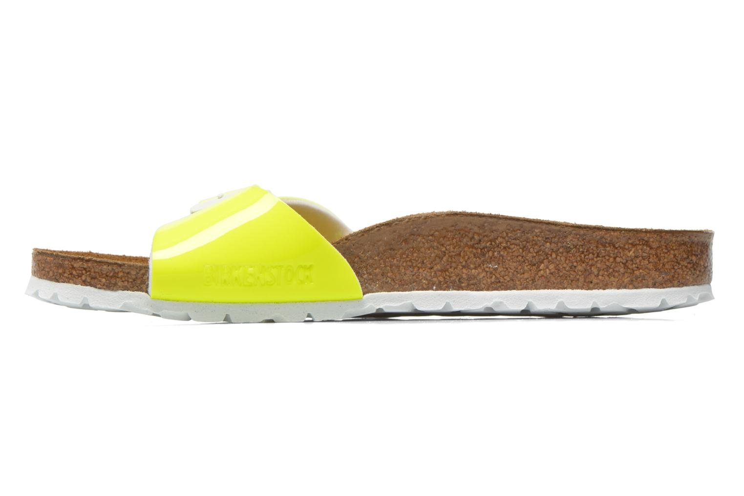 Mules & clogs Birkenstock Madrid Flor W Yellow front view