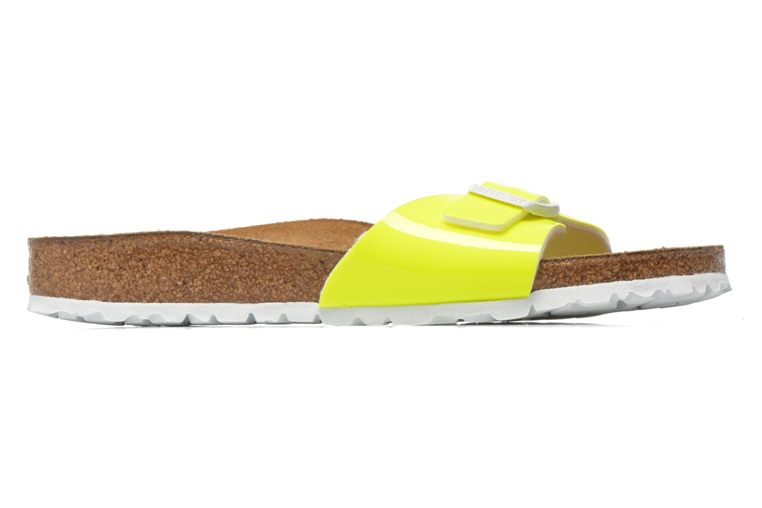 Mules & clogs Birkenstock Madrid Flor W Yellow back view