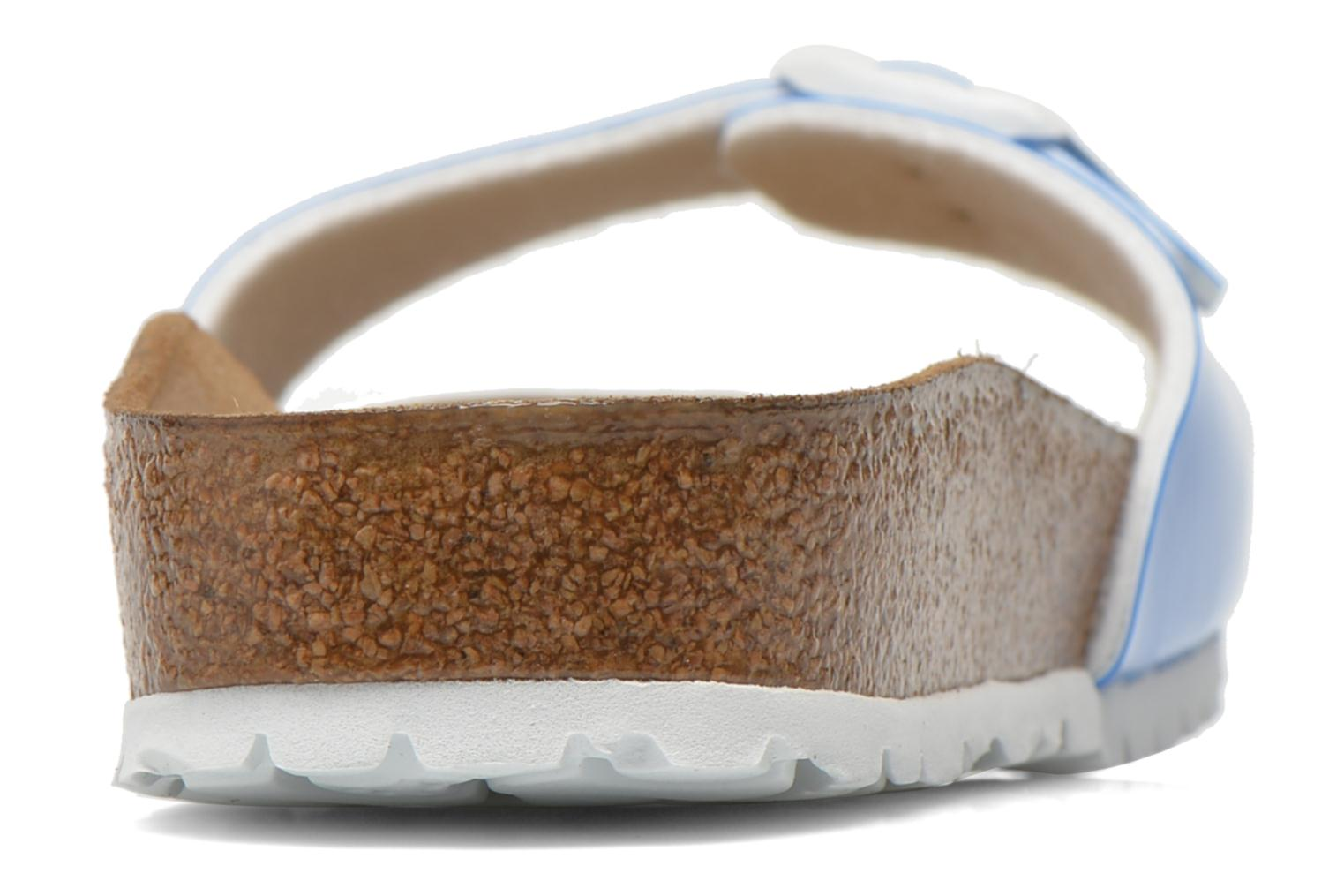 Mules & clogs Birkenstock Madrid Flor W Blue view from the right