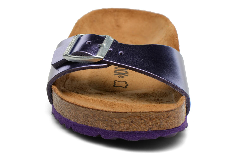 Träskor & clogs Birkenstock Madrid Flor W Lila bild av skorna på