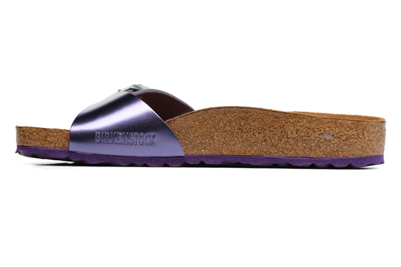 Mules & clogs Birkenstock Madrid Flor W Purple front view