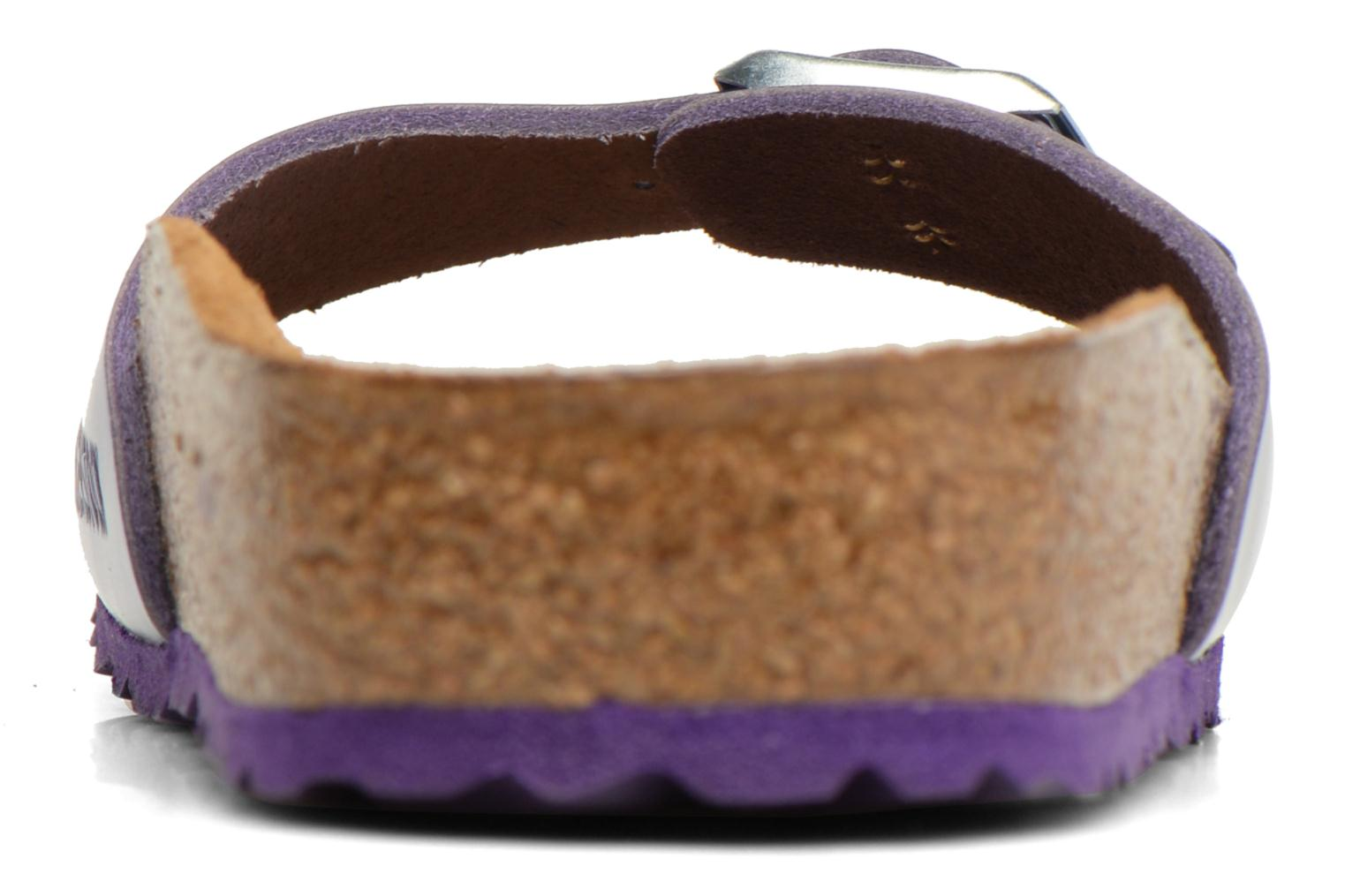 Mules & clogs Birkenstock Madrid Flor W Purple view from the right
