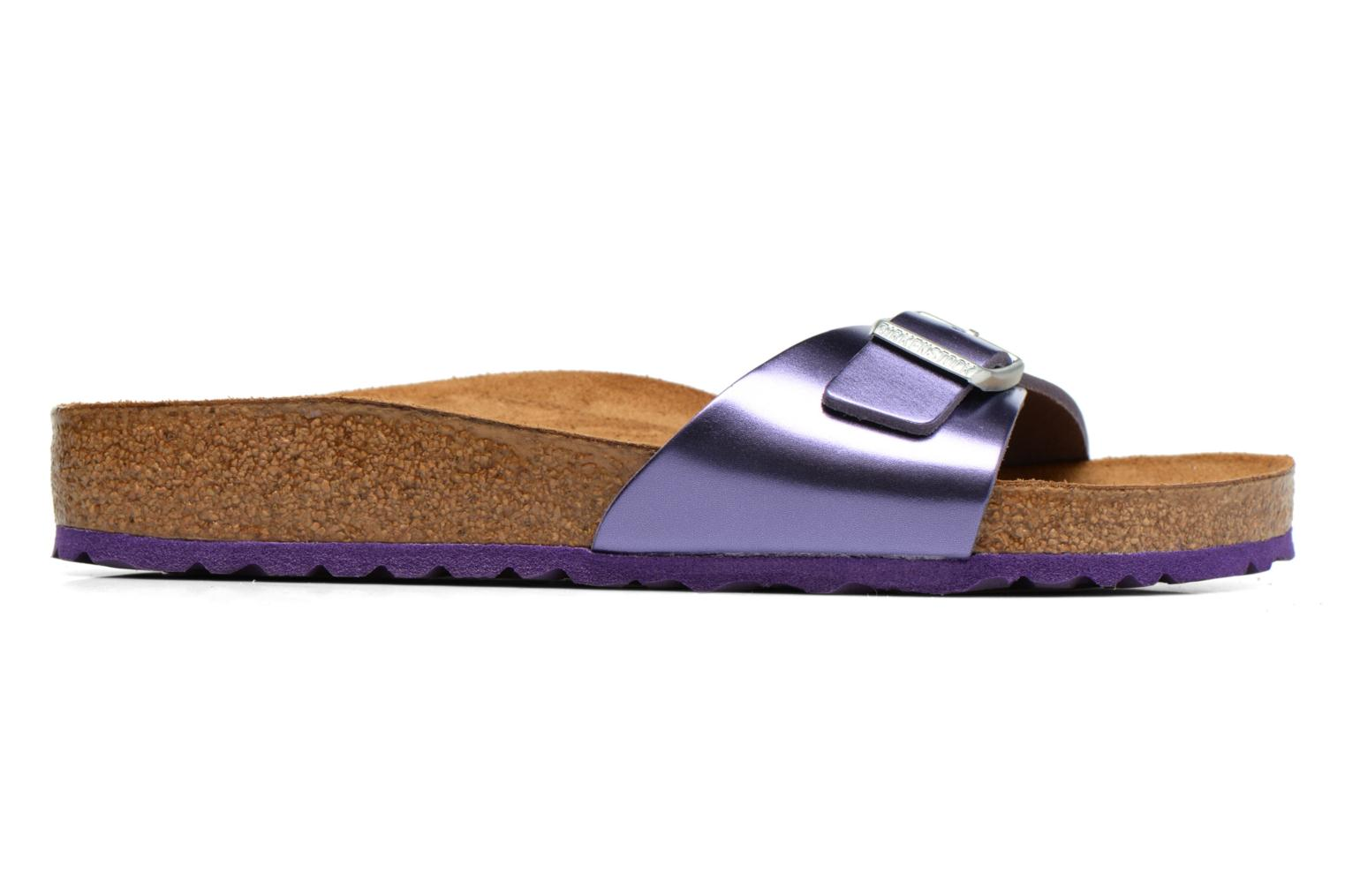 Mules & clogs Birkenstock Madrid Flor W Purple back view