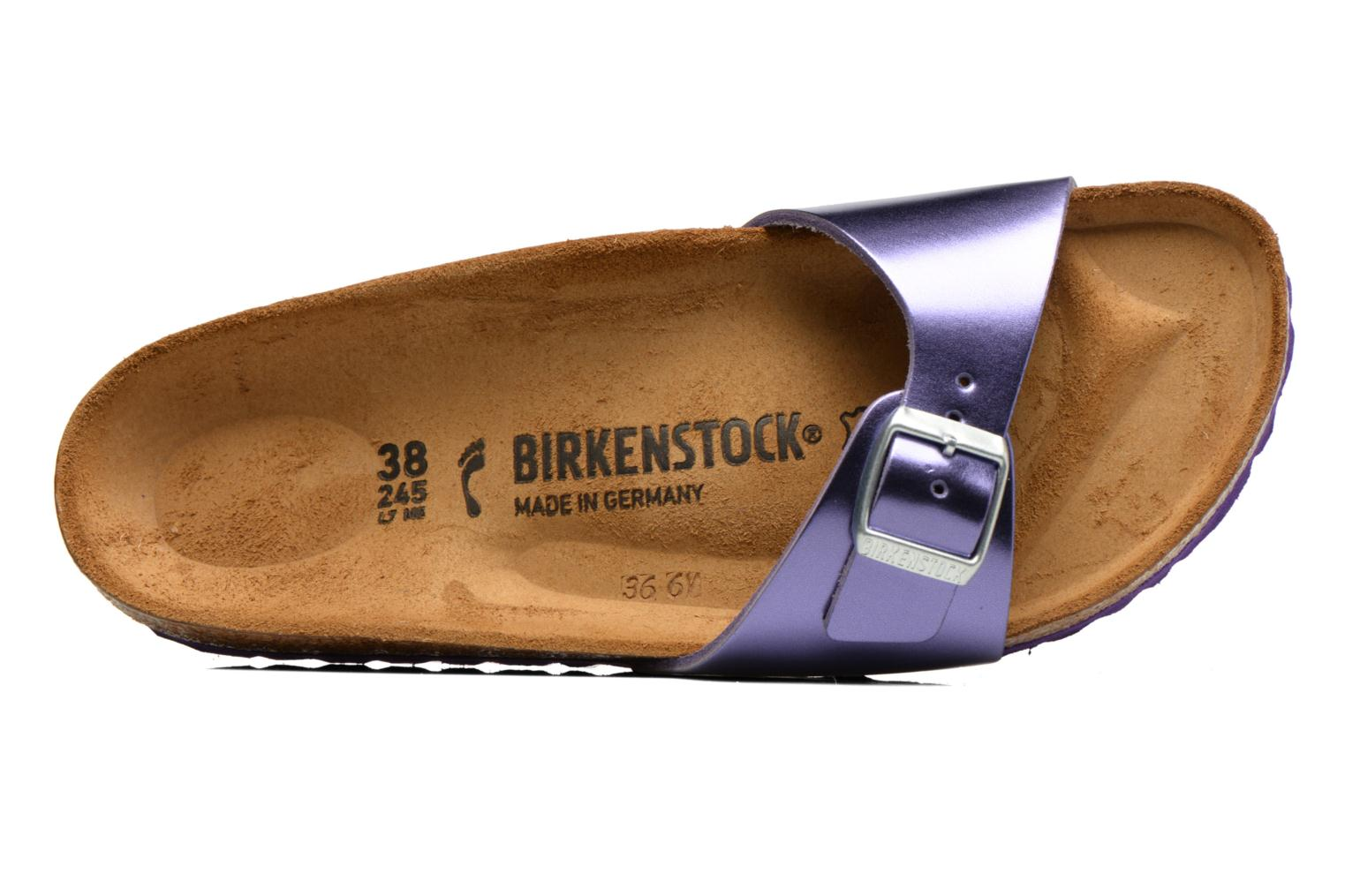 Mules & clogs Birkenstock Madrid Flor W Purple view from the left