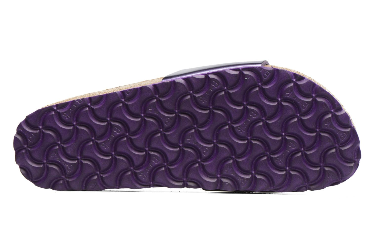 Mules & clogs Birkenstock Madrid Flor W Purple view from above