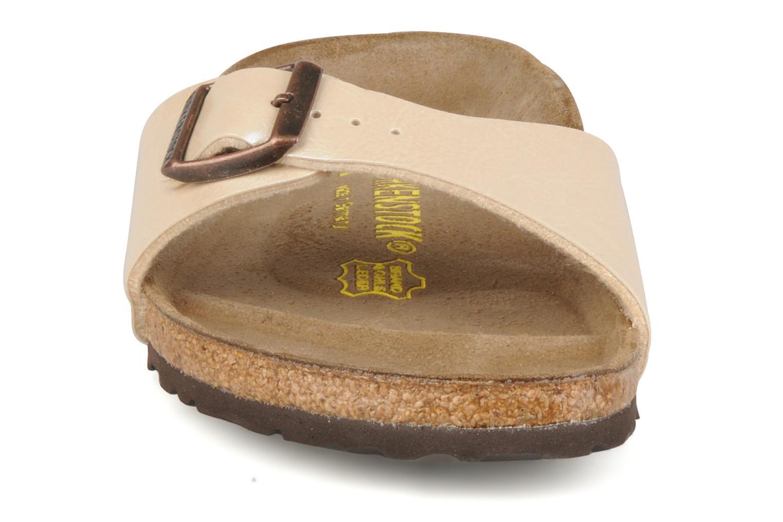 Mules & clogs Birkenstock Madrid Flor W Beige model view