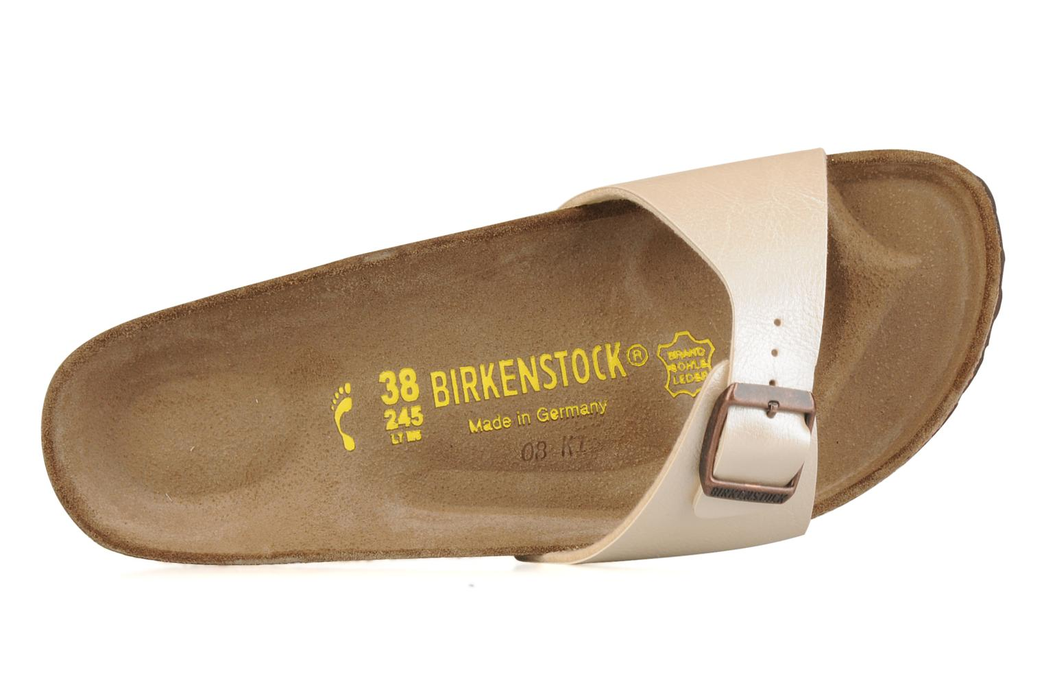 Mules & clogs Birkenstock Madrid Flor W Beige view from the left
