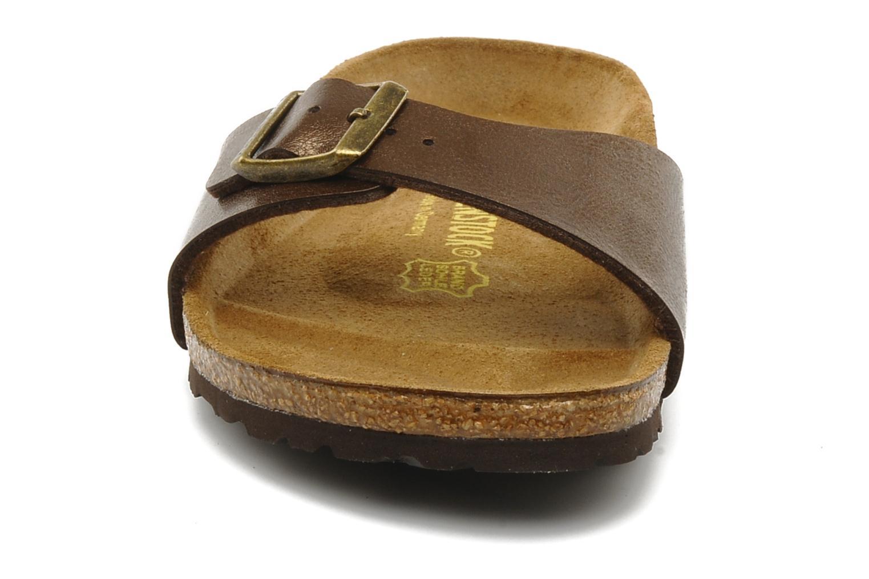 Träskor & clogs Birkenstock Madrid Flor W Brun bild av skorna på