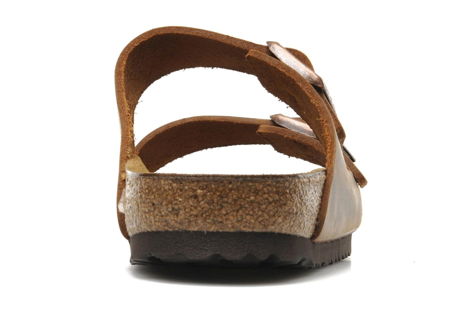 Arizona Cuir M Antique Brown