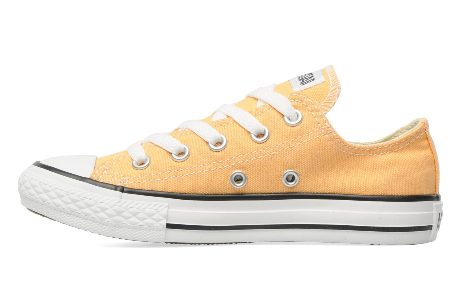 Rouge Converse Chuck Taylor All Star Ox K (Rouge)