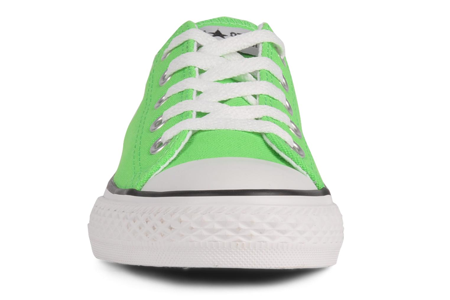 Charcoal Converse Chuck Taylor All Star Ox K (Gris)