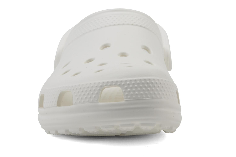 Träskor & clogs Crocs Classic F Vit bild av skorna på