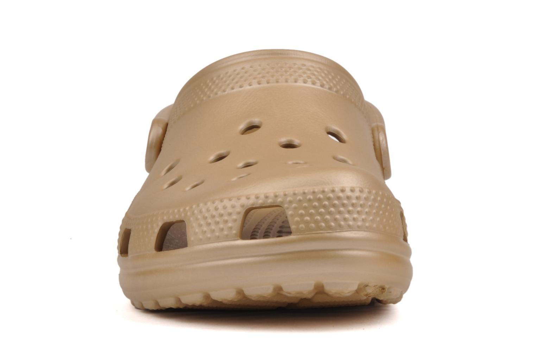 Clogs og træsko Crocs Classic F Guld og bronze se skoene på