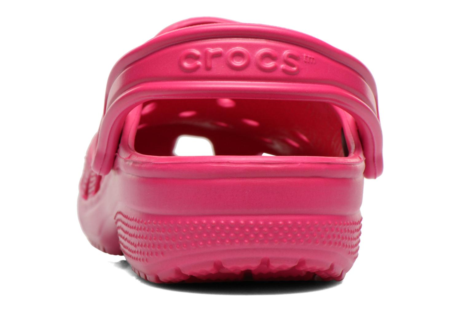 Mules & clogs Crocs Cayman F Pink view from the right