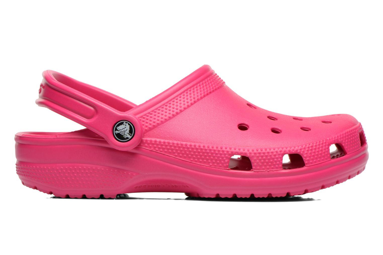 Clogs & Pantoletten Crocs Cayman F rosa ansicht von hinten