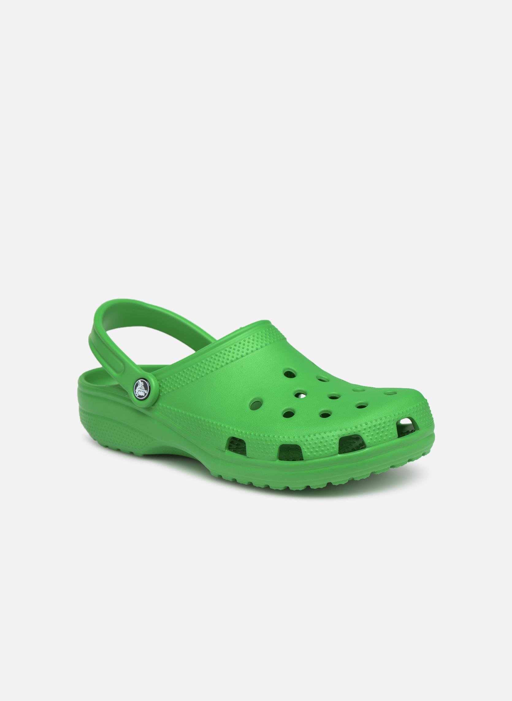 Crocs - Herren - Cayman H - Sandalen - grün LbxDHeBPx