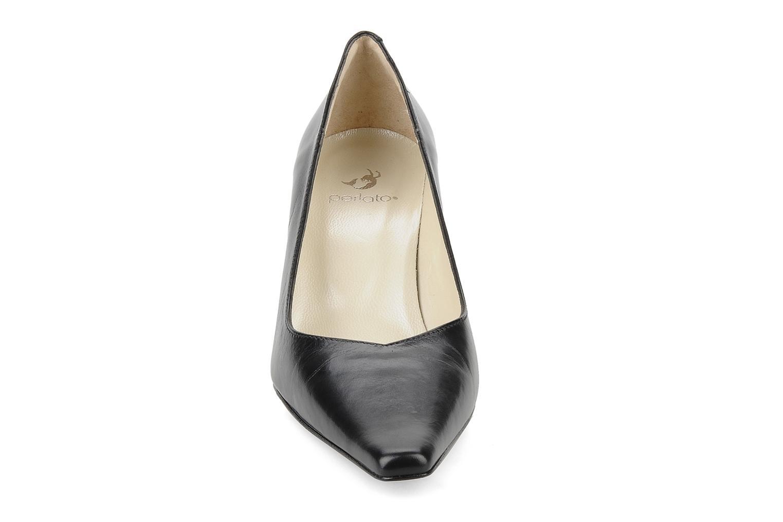 Escarpins Perlato Laurie Noir vue portées chaussures