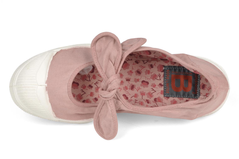 Ballerine Flo E Vieux rose