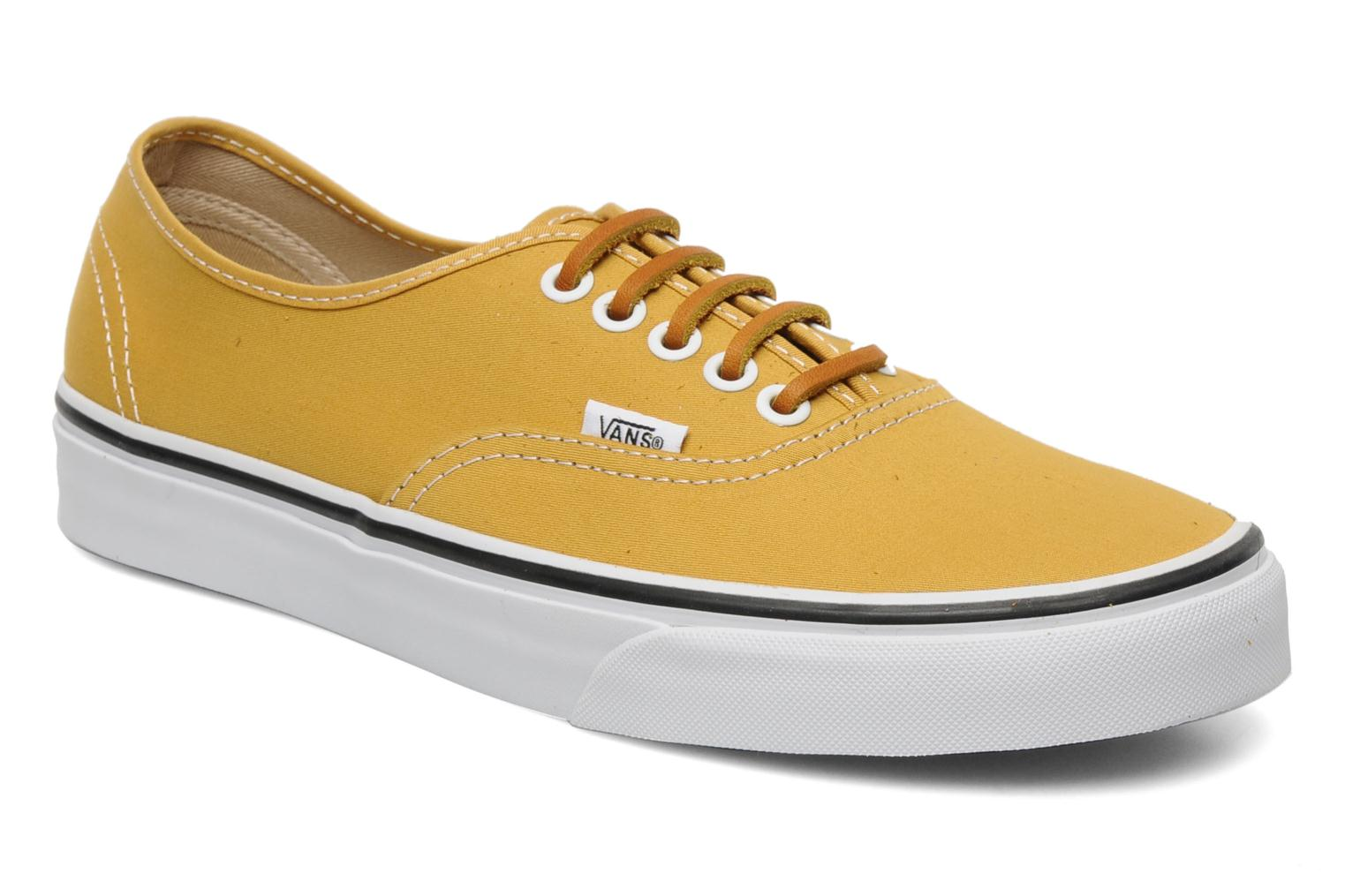 vans gelb authentic