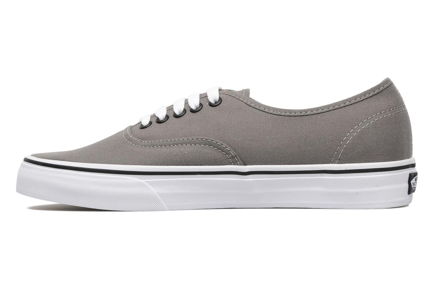 Trainers Vans Authentic Grey front view