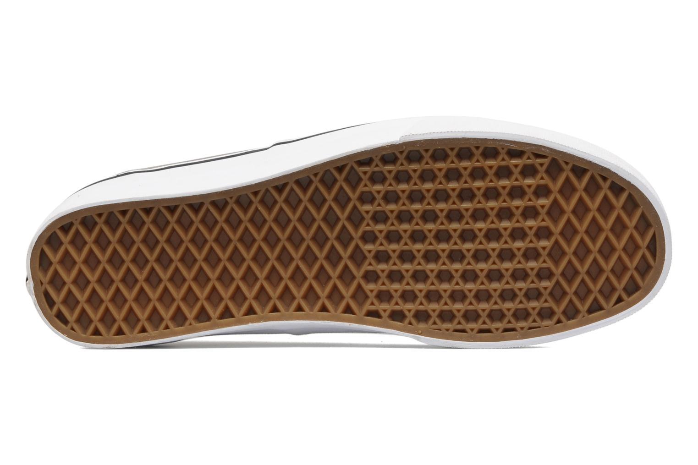 Sneaker Vans Authentic grau ansicht von oben