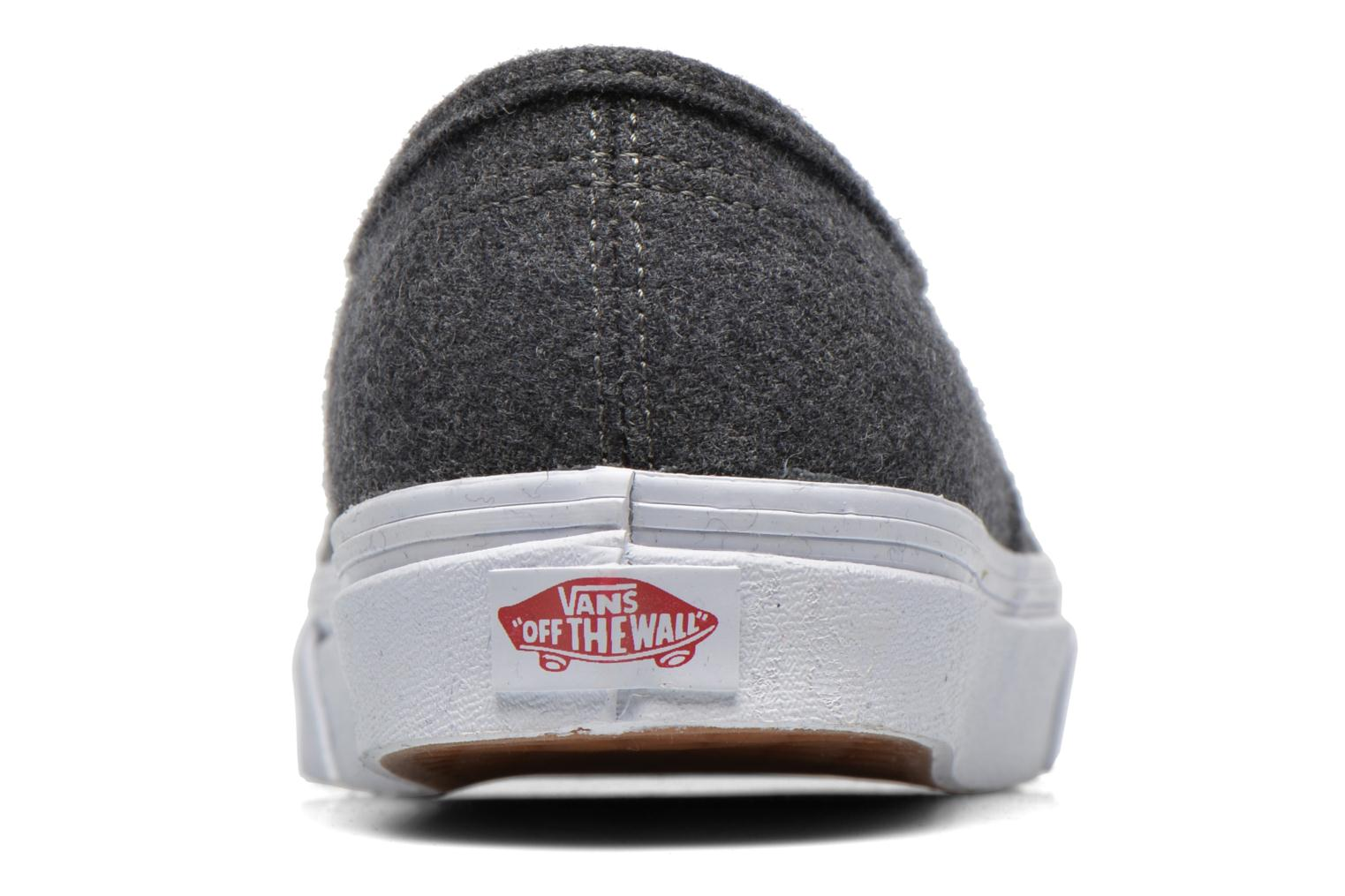 Black Black Vans Authentic (Noir)