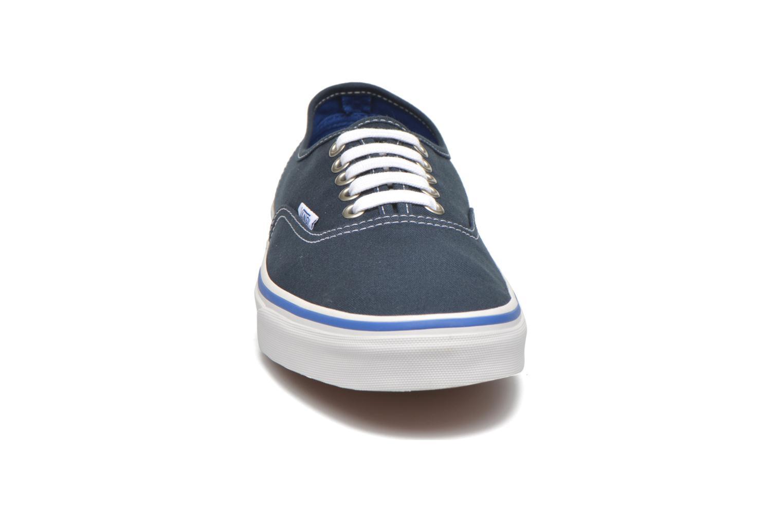 Sneakers Vans Authentic Blå bild av skorna på