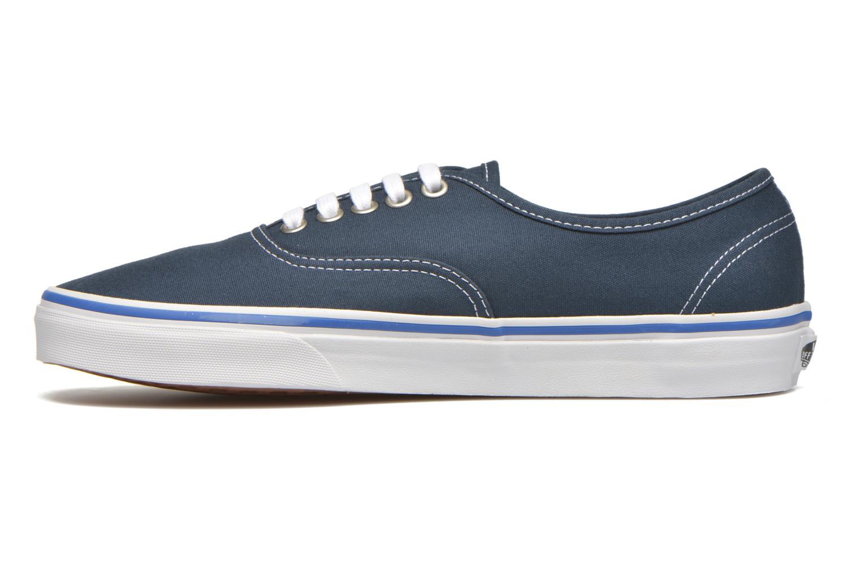 Trainers Vans Authentic Blue front view