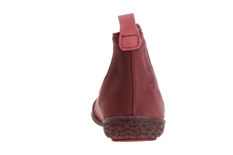 Bottines et boots GBB Diadème Rose vue droite