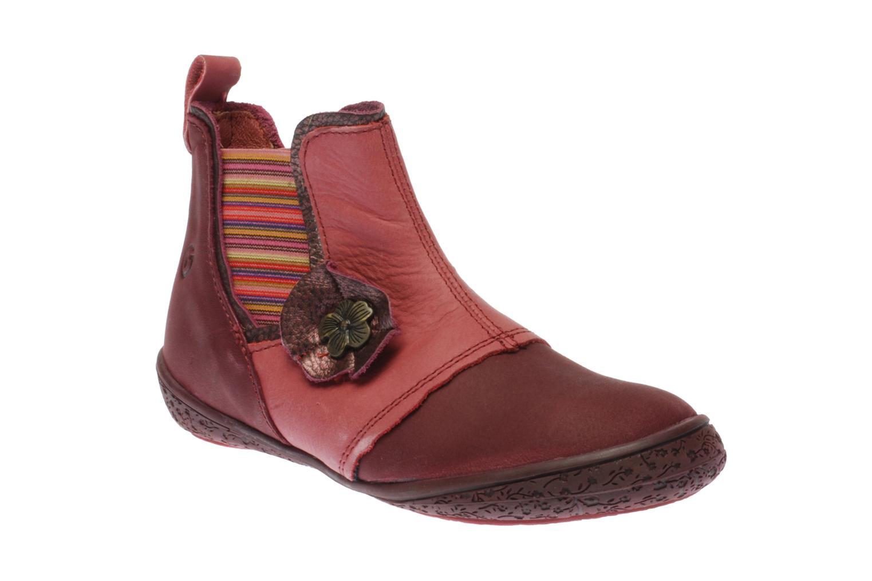 Bottines et boots GBB Diadème Rose vue détail/paire