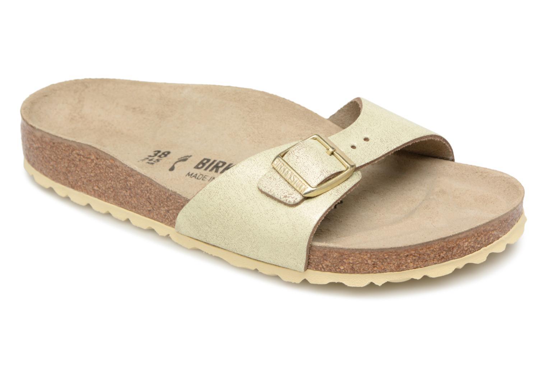 Zapatos cómodos y versátiles Birkenstock Madrid Cuir W Zuecos (Oro y bronce) - Zuecos W en Más cómodo e379ef