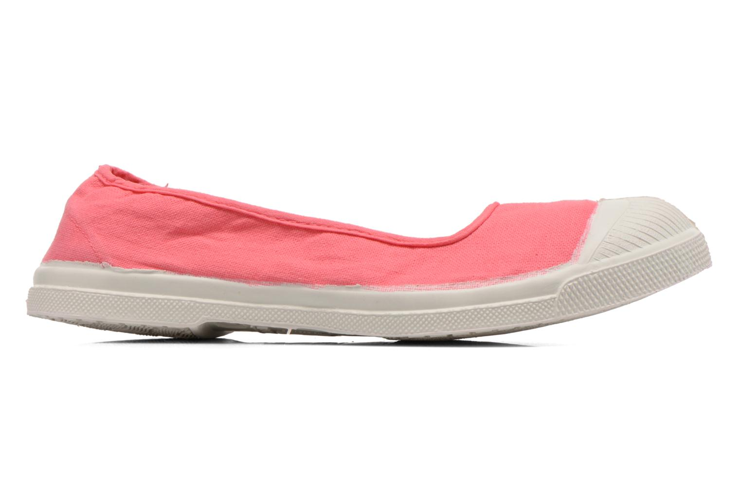 Ballet pumps Bensimon Ballerine Pink back view