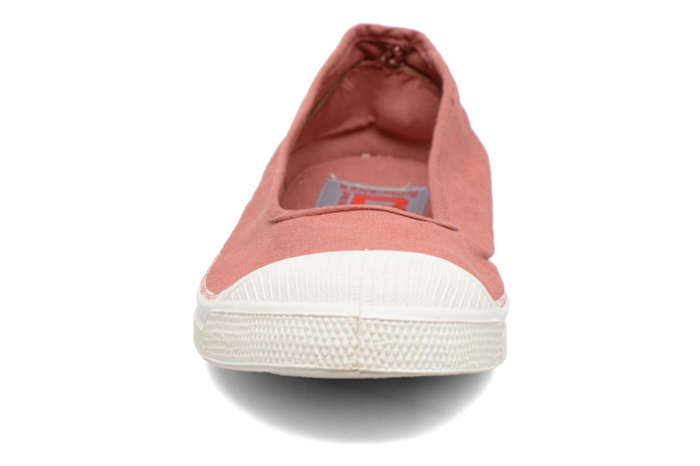 Ballet pumps Bensimon Ballerine Pink model view