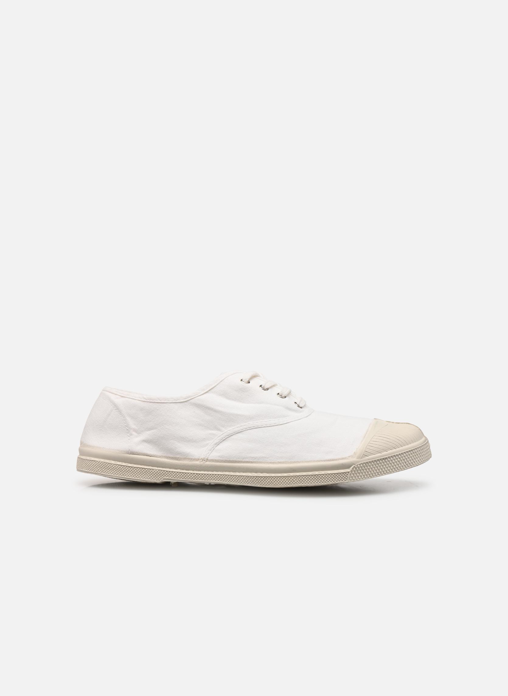 Sneakers Bensimon Tennis Lacets H Wit achterkant
