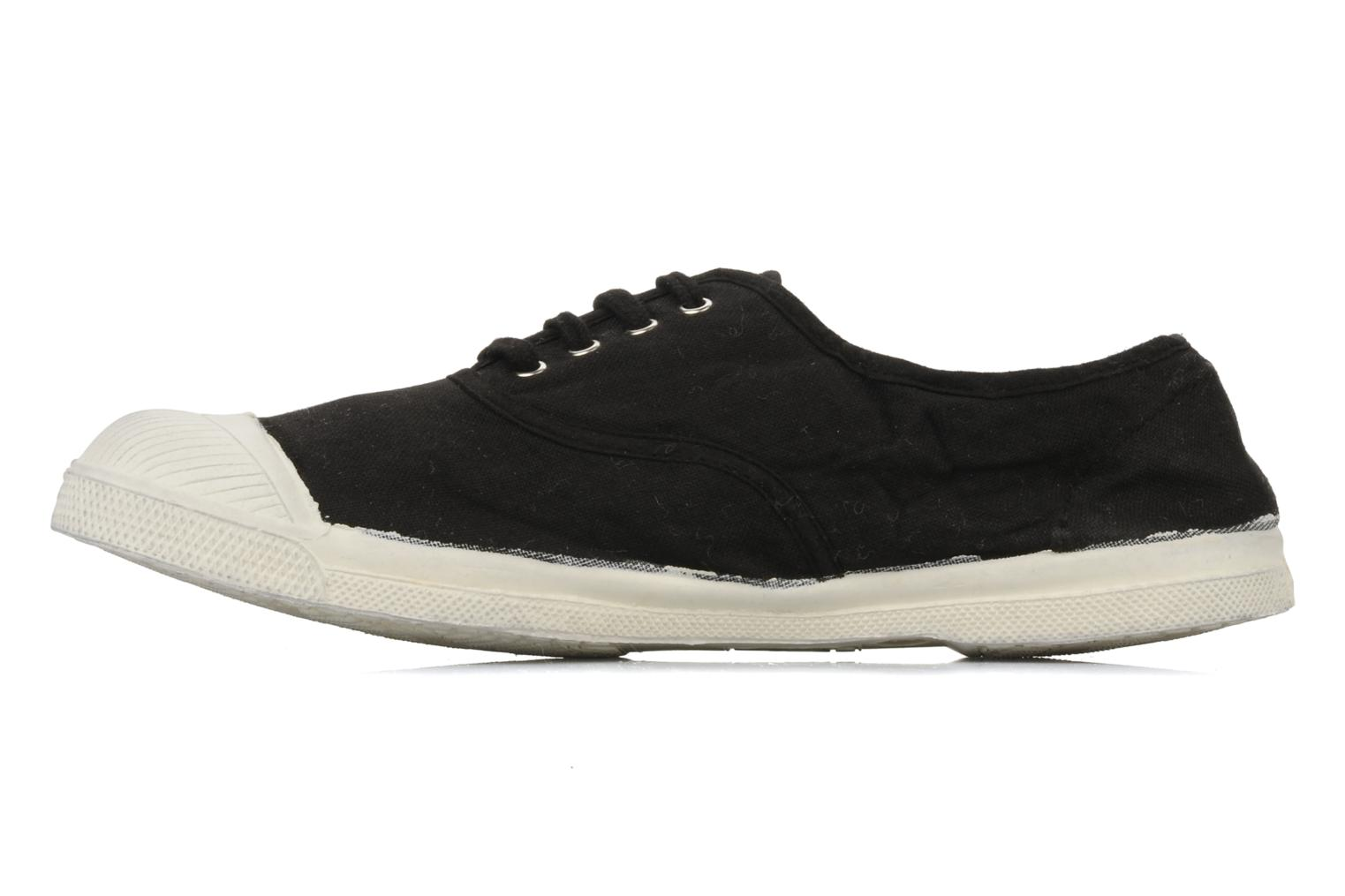 Sneakers Bensimon Tennis Lacets H Sort se forfra