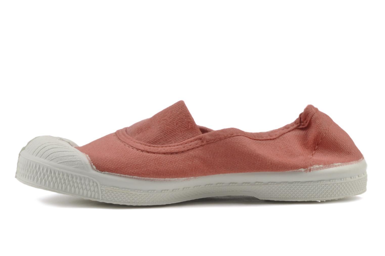Sneakers Bensimon Tennis Elastique E Roze voorkant