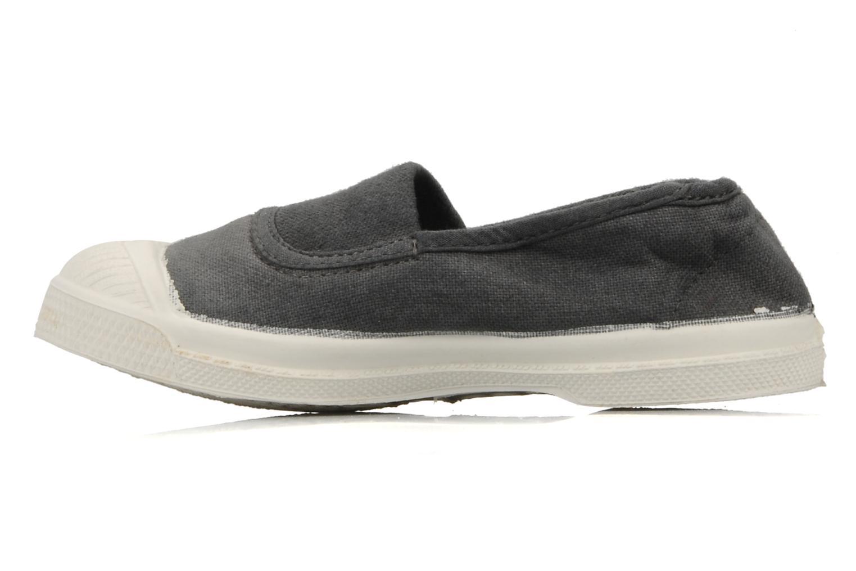Sneakers Bensimon Tennis Elastique E Grijs voorkant